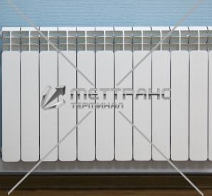 Радиатор отопления в Алматы