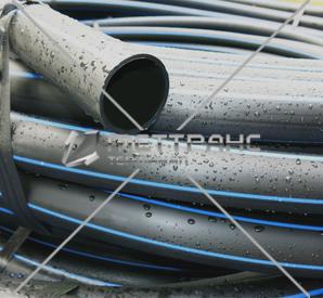 Труба полиэтиленовая ПЭ 50 мм в Алматы